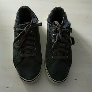 Blue UGG. Sneakers